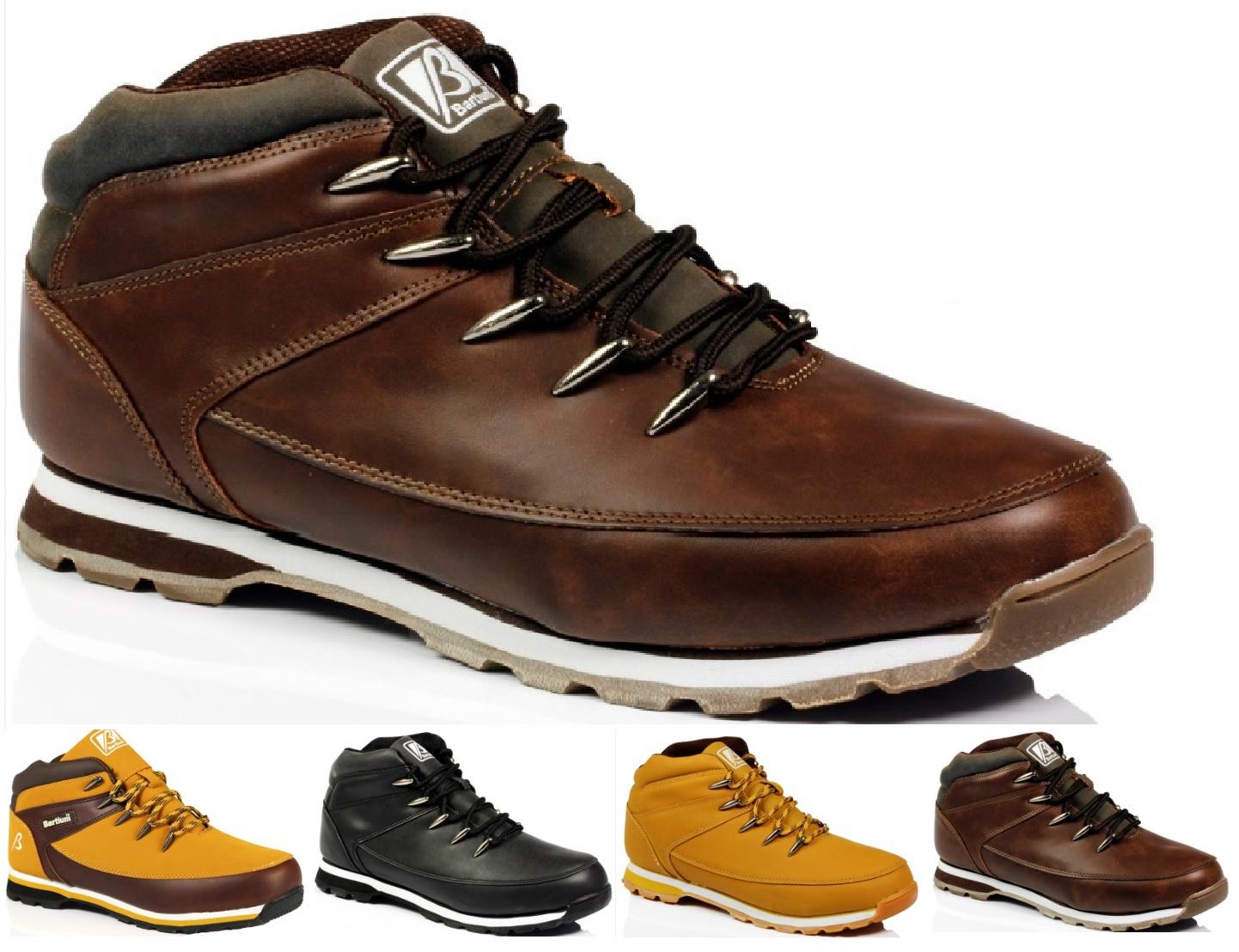 Nuevo hombre ni o botas de monta a zapatillas zapatos - Zapatillas de trabajo ...