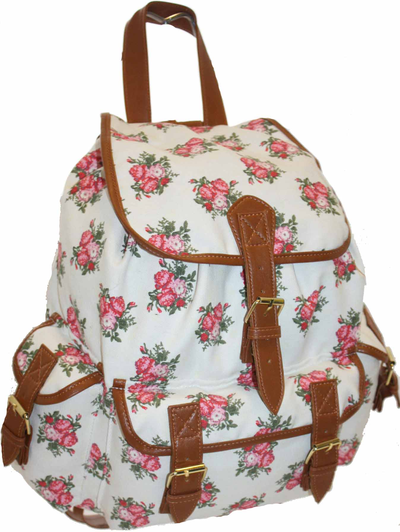 damen leinen rucksack m dchen rucksack rose reise fitness. Black Bedroom Furniture Sets. Home Design Ideas