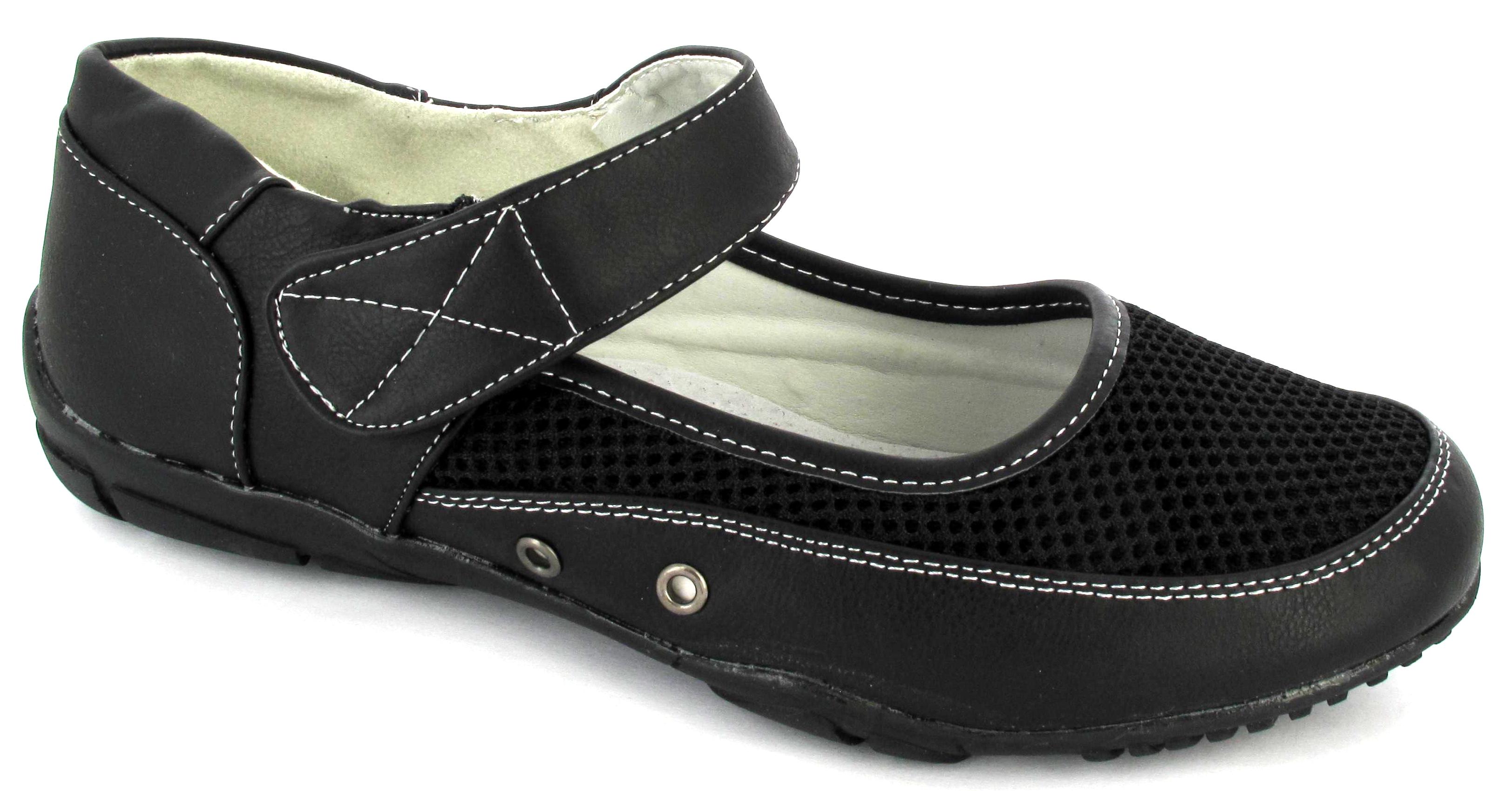 Slip On Wide Womans Shoe
