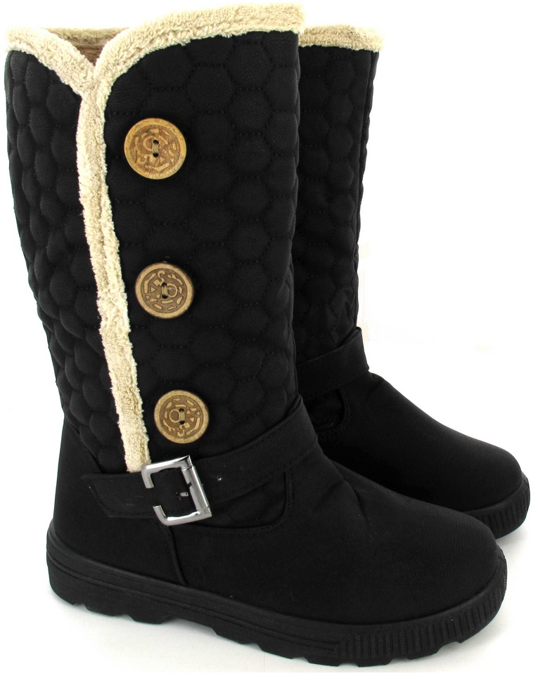 Excellent Snow Boots 35 42 Winter Ankle Boots Plus Size Women Snow Shoes 2015in