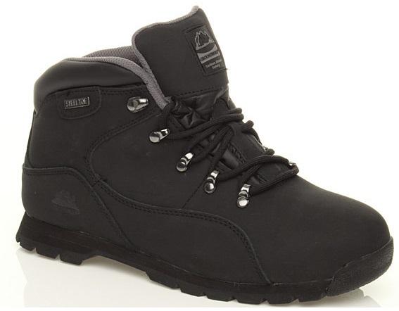 Hombre zapatillas de seguridad botas puntera de acero - Zapatillas de trabajo ...