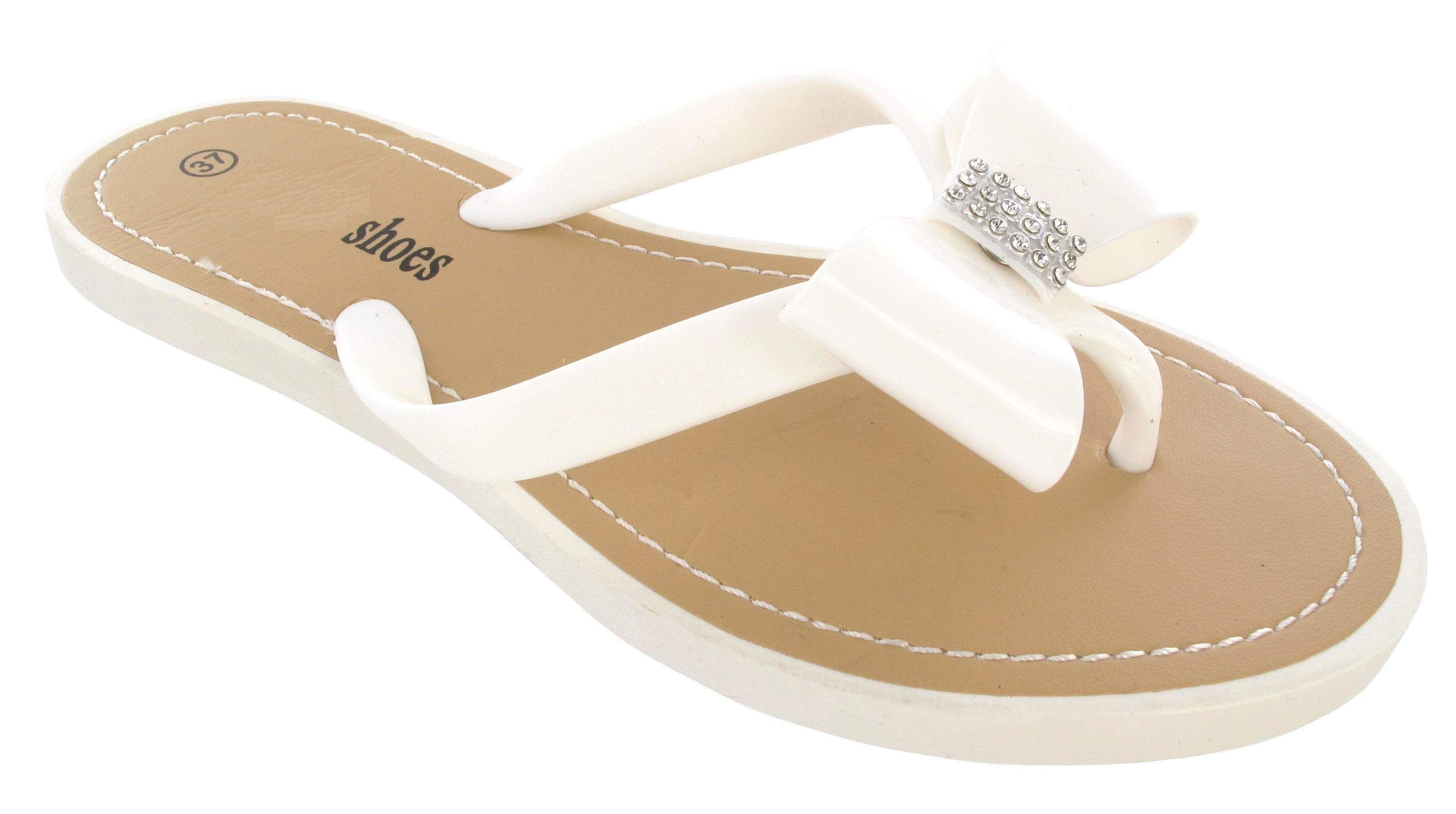 d0726bf34444 Jelly flip flops - Sandals   Beach Shoes   Mince His Words