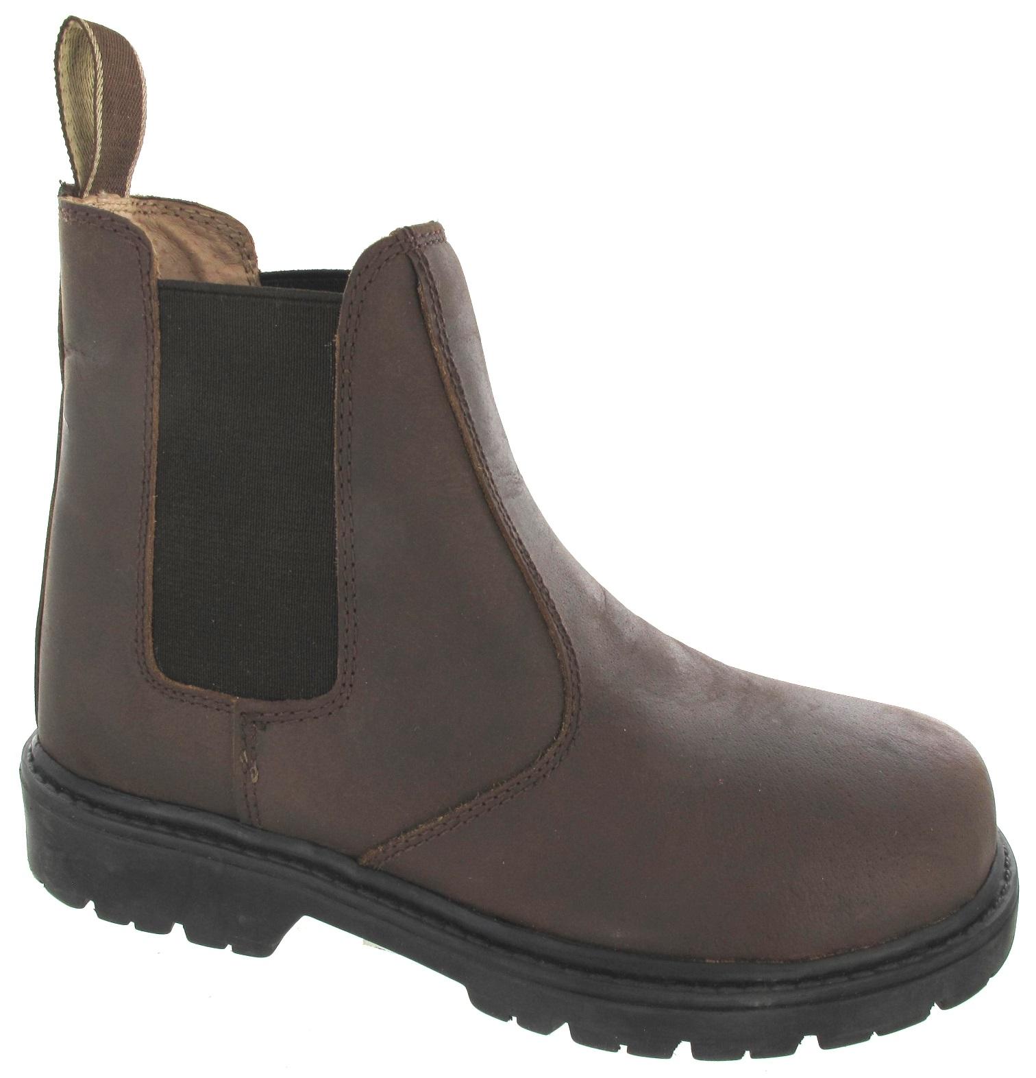 new boys brown slip on leather dealer