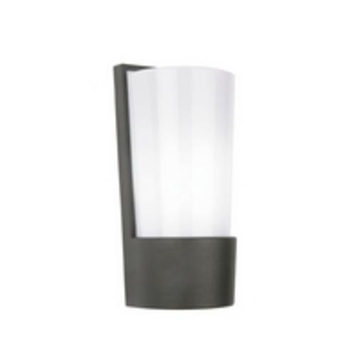 Trespian Outdoor Outside Modern Wall Light Lamp Shade for Garden Patio Acrylic eBay
