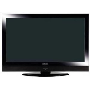 Hitachi 42 L42VP01U Freeview Digital LCD TV HD Ready HDMI Black *Refurb* Enlarged Preview