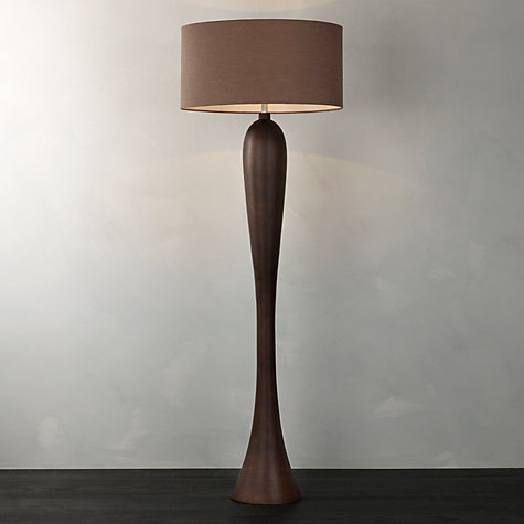 Joanna Modern Wooden Floor Lamp Light Shade For The Lounge