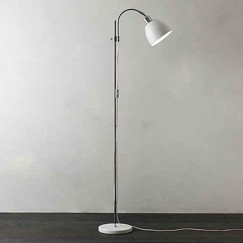 Bogart Adjustable Floor Reading Lamp Light Shade For Office Lounge Living Roo