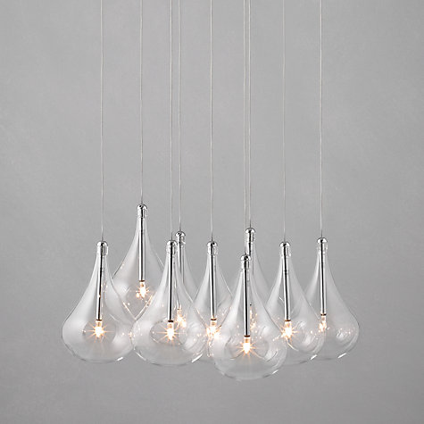 Jensen Dangle Cluster Roof Ceiling Lamp Lights For Lounge