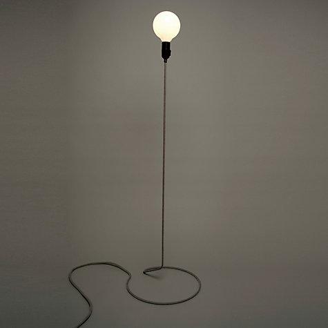 design house stockholm lampe lampenschirm bodenkabel f r wohnzimmer b ro ebay. Black Bedroom Furniture Sets. Home Design Ideas