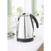 Russell Hobbs 11521 1.7 L Cordless Jug Kettle Stainless Steel 3 kW *BRAND NEW* Enlarged Preview