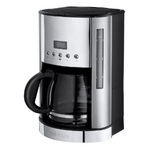 Russell Hobbs 18118 Stainless Steel Coffee Maker Machine **BRAND NEW** Enlarged Preview