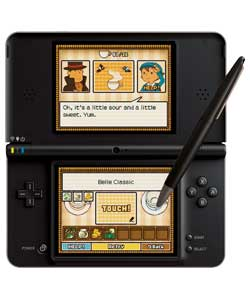 Nintendo DSi Internet Wi Fi XL Handheld Games Console - Brown *Top Condition* Enlarged Preview