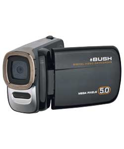 Bush TDV552 Mini Video Camcorder **TOP CONDITION** Enlarged Preview