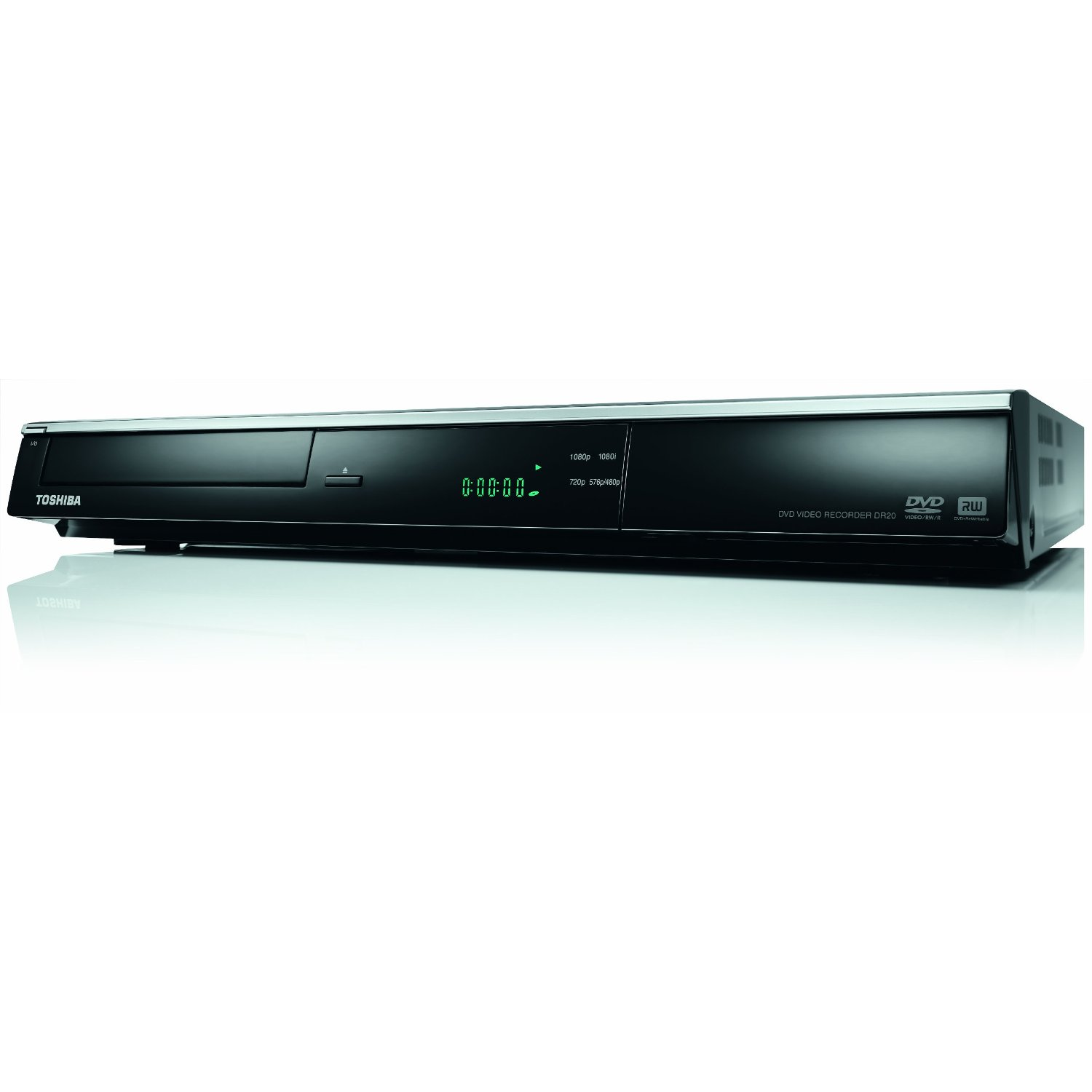 Toshiba DR20 DVD Recorder Player with Digital Freeview Enlarged Preview