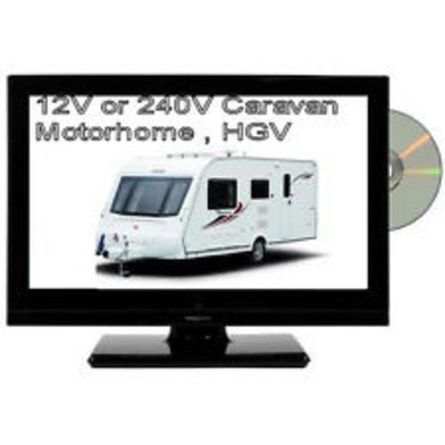 veltech 19 39 39 led hd ready 12v digital freeview tv with. Black Bedroom Furniture Sets. Home Design Ideas