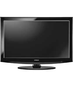 hitachi 24 l24dg07u full hd 1080p edge lit led tv dvd combi refurbished ebay. Black Bedroom Furniture Sets. Home Design Ideas