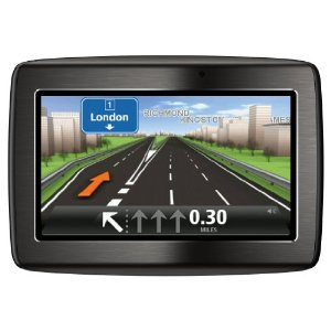 TomTom Via LIVE 120 with UK and ROI Maps GPS Sat Nav **TOP CONDITION** Enlarged Preview