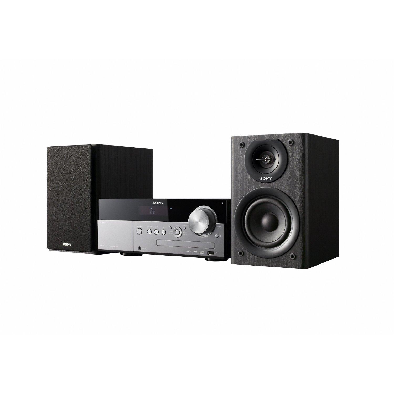 Sony CMTMX550 DAB IPod/iPhone Docking Micro System Radio