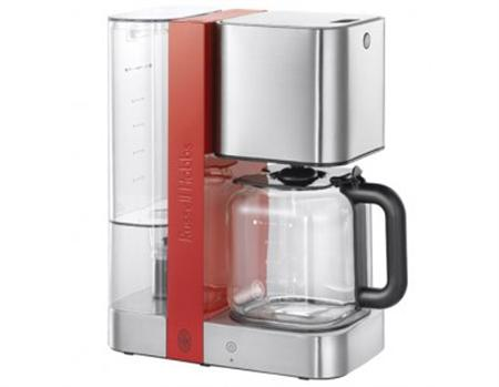 Russell Hobbs 18503 Stainless Steel Touch Control Coffee Maker Machine Silver Enlarged Preview