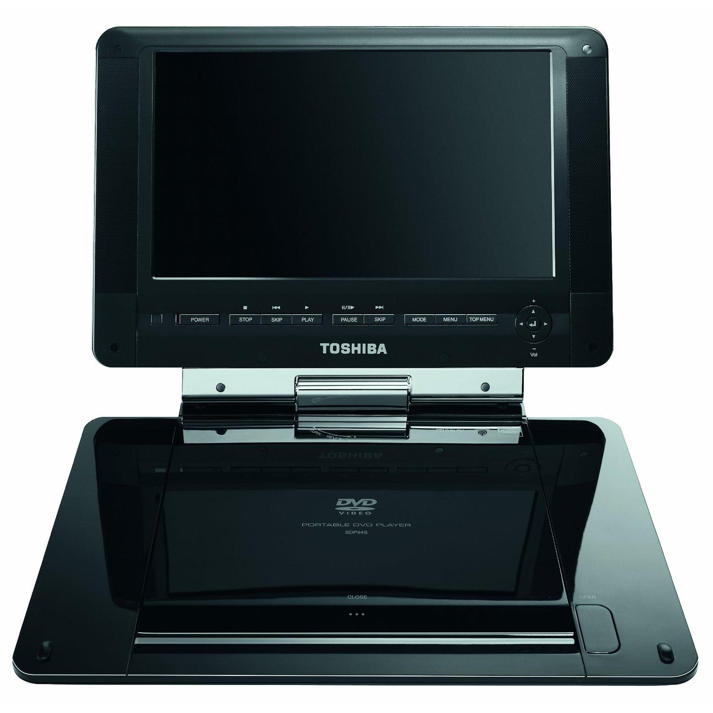toshiba 9 sdp94 portable widescreen dvd divx mp3 jpeg. Black Bedroom Furniture Sets. Home Design Ideas