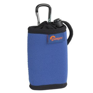 Lowepro Hipshot 10 Case Pouch Bag Digital Compact Camera / Camcorder Royal Blue Enlarged Preview