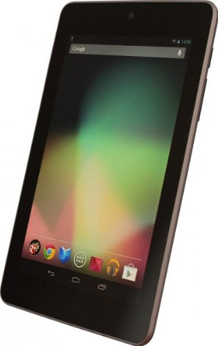 Asus Google Nexus 7 7'' 8GB HDD 1GB RAM Bluetooth Quad Core Android 4.1 Tablet Enlarged Preview