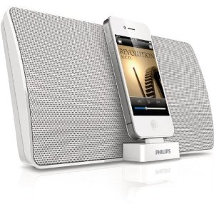 philips ad533 bluetooth wireless speaker docking station. Black Bedroom Furniture Sets. Home Design Ideas