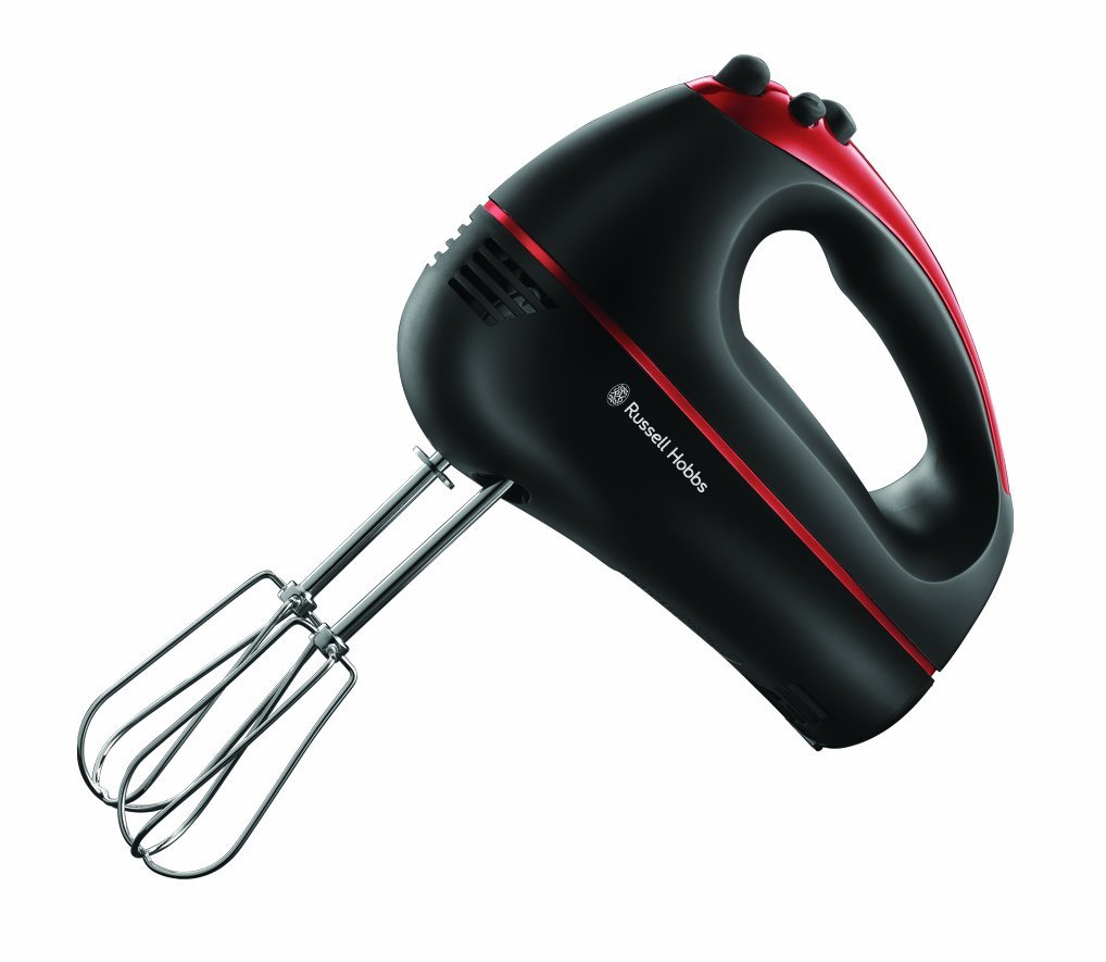russell hobbs 18960 desire 300w electric hand mixer whisk food beater 5 speed ebay. Black Bedroom Furniture Sets. Home Design Ideas