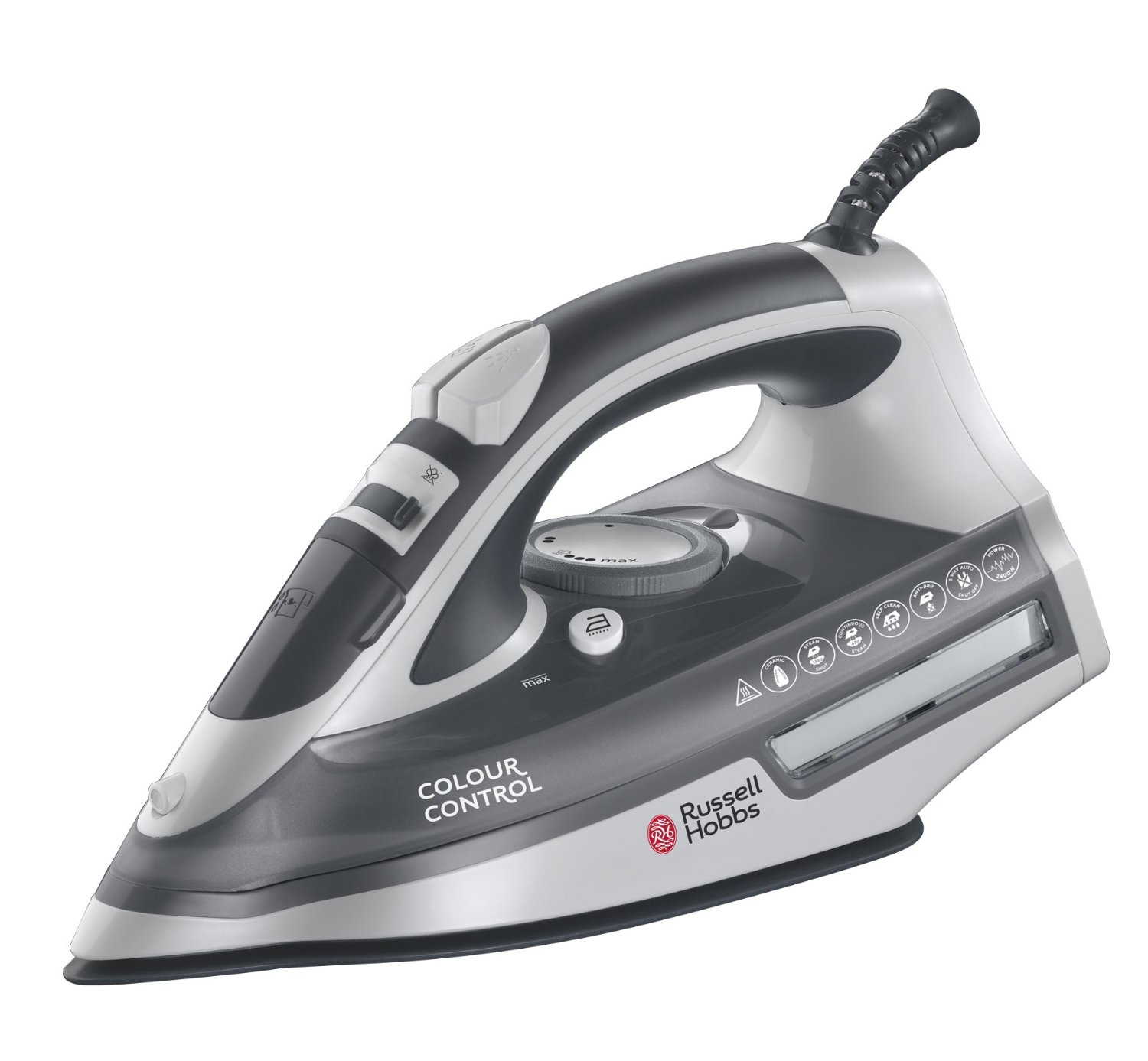 Russell Hobbs 20280 Colour Control 2400w Non Stick Self