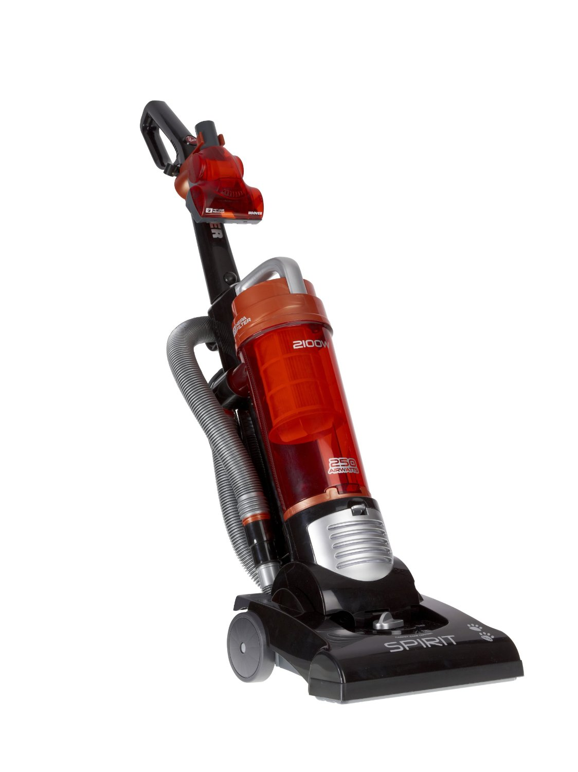Hoover sp2102 spirit pets 2100w bagless upright vacuum cleaner hepa filter enlarged preview - Choosing a vacuum cleaner ...