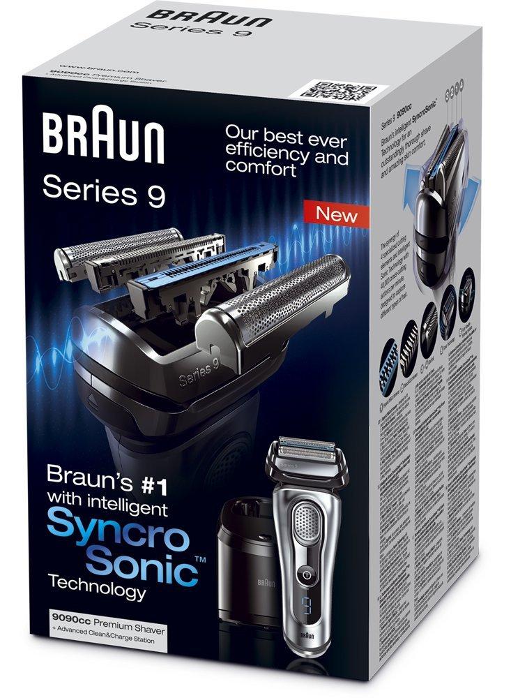 shaver machine braun
