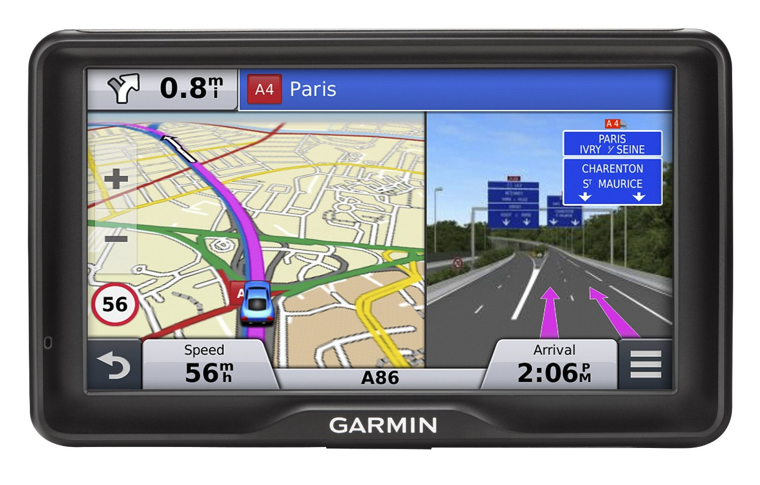 Garmin Nuvi 2797LMT 7'' Europe Sat Nav GPS With Lifetime Maps Traffic Bluetooth Enlarged Preview
