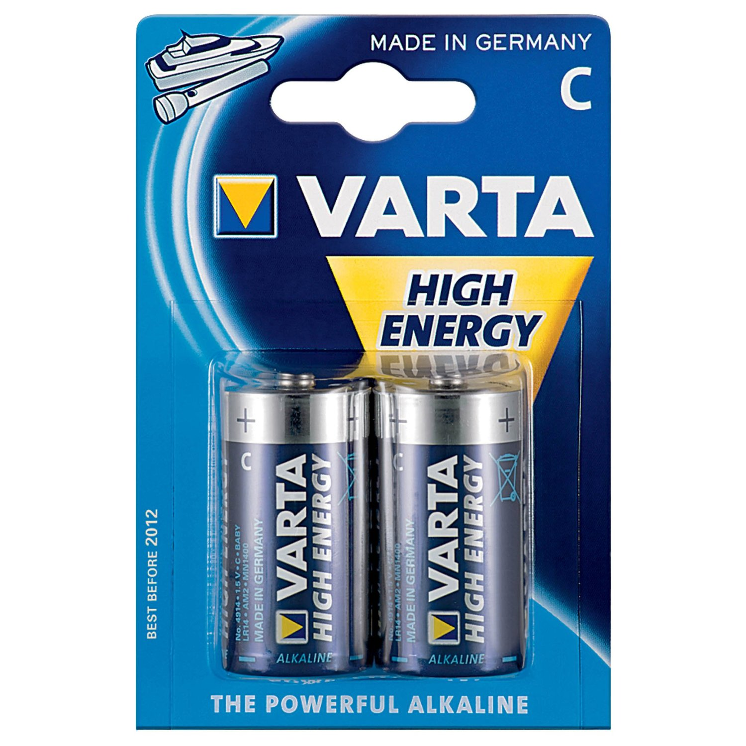 varta high energy c alkaline 1 5 volt 1 5v batteries. Black Bedroom Furniture Sets. Home Design Ideas