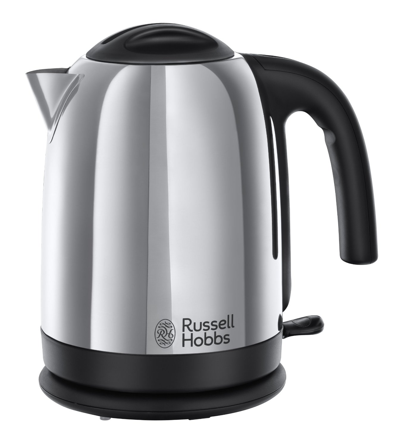 russell hobbs 20071 cambridge poliertem edelstahl 1 7l. Black Bedroom Furniture Sets. Home Design Ideas