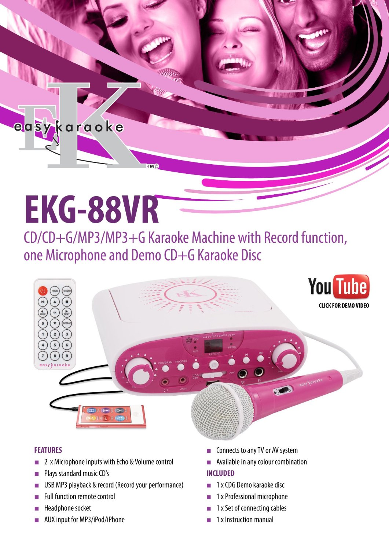 using the apple tv karaoke machine