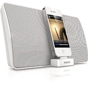 philips ad533 bluetooth lautsprecher dockingstation ipod touch iphone 2 3 4 aux ebay. Black Bedroom Furniture Sets. Home Design Ideas