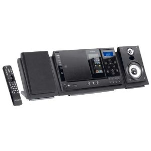 HITACHI DAB MICRO HIFI SYSTEM WITH IPOD DOCK DOCKING STATION , CD , USB PORT Enlarged Preview