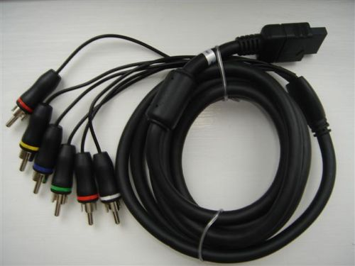 HD AV Audio Component Cable 4 Sony Playstation PS3 PS2 Enlarged Preview