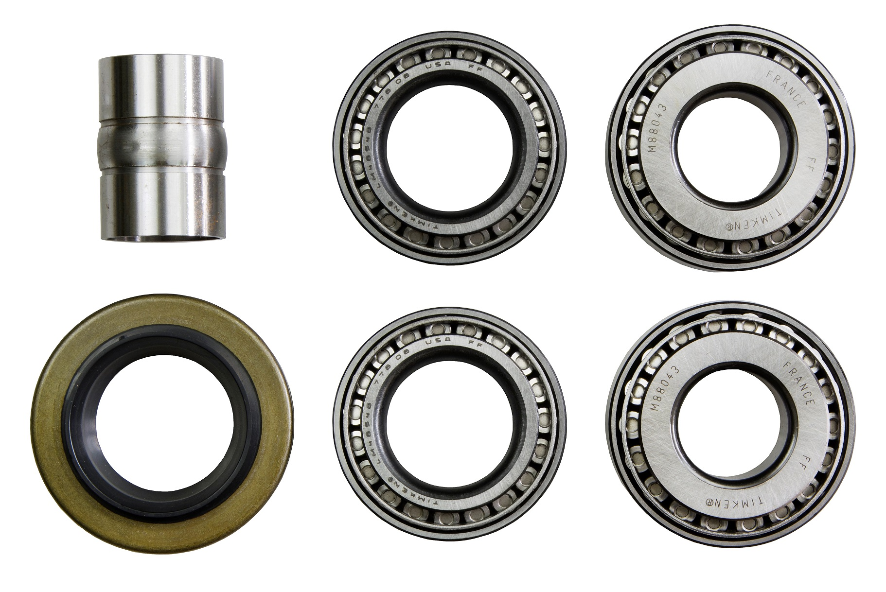 how to tell a timken wheel bearing is genuine