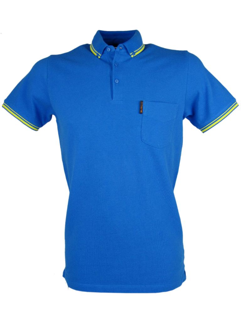ben sherman polo shirt size guide