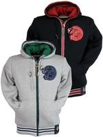 Nickelson Mens Lined Winter Hoodie Jumper/ Jacket
