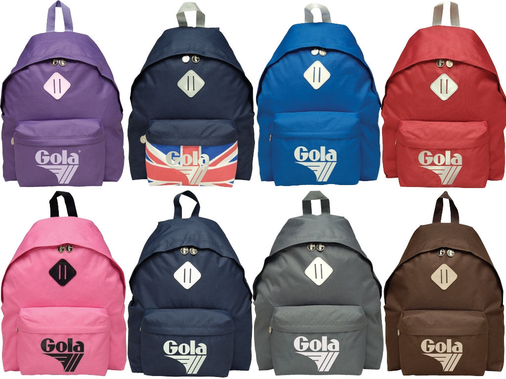 Gola Harlow Rucksack/ Backpack School College Sports Bag Nylon Enlarged Preview