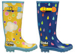 Ladies/ Womens Gola by Tado Festival Wellington/ Wellies Boots