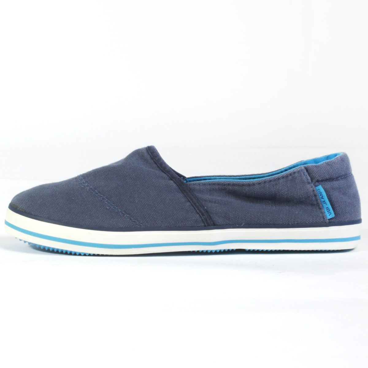 Mens Voi Jeans Plimsolls 'Sundance ' Slip On Espadrilles With V Logo Shoe Plimso Enlarged Preview