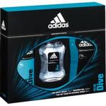 Adidas Ice Dive Gift Set 50ml EDT | 250ML Shower Gel | 150ML Body Spray