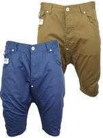 Mens Voi Jeans Drop Crotch Chinos Shorts 'Strfight' Thumbnail 1