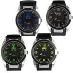 Mens Crosshatch 'Drack' Watch Gift Boxed