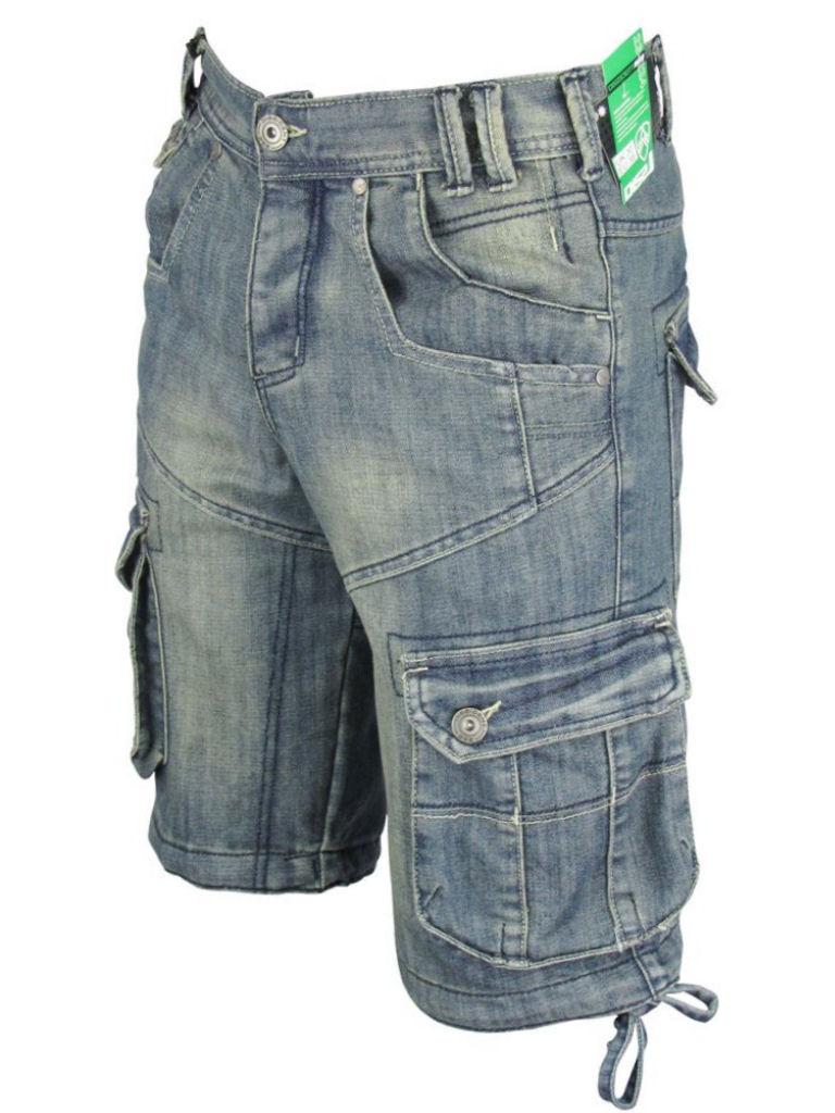 Mens Combat Jeans
