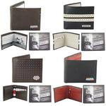 Mens Lambretta Mens Leather Wallet Gift Boxed