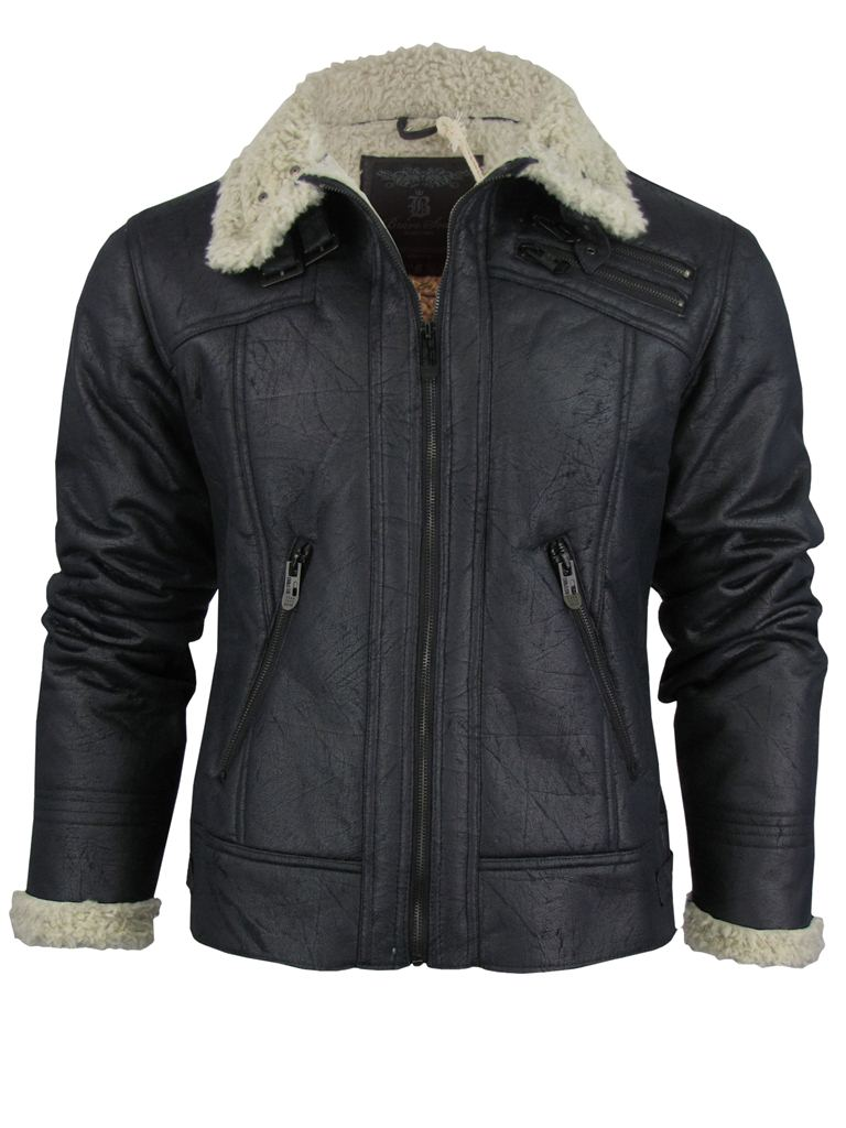 I recently purchased the Edge Mens Faux Fur Bomber jacket and cannot believe the excellent buys I continue to have with the Big O! The styling is excellent with great attention to detail with the faux fur and the fit is perfect for me at 6feet and a Large size.